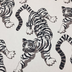 17 1/2 Yards Animal Children  Print  Fabric
