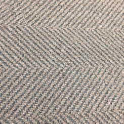 6 Yards Herringbone  Woven  Fabric