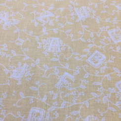 25 Yards Children Novelty  Print  Fabric