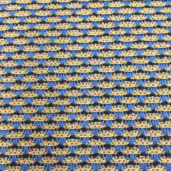 7 Yards Textured  Vinyl  Fabric