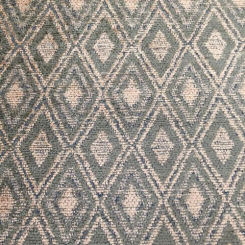 11 1/2 Yards Diamond  Chenille  Fabric