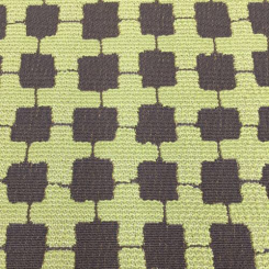 3 1/2 Yards Geometric Plaid/Check  Woven  Fabric