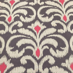 2 1/2 Yards Ikat  Woven  Fabric