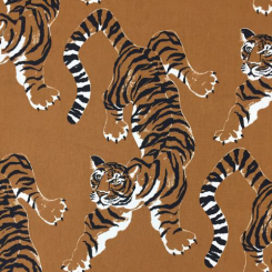 3 1/2 Yards Animal Children  Print  Fabric