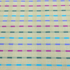 11 Yards Children Stripe  Woven  Fabric