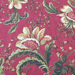 15 Yards Floral  Print  Fabric