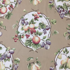 19 1/2 Yards Floral  Print  Fabric
