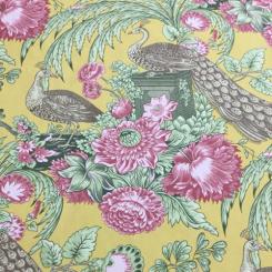 20 Yards Animal Floral  Print  Fabric