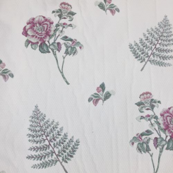 15 Yards Floral  Woven  Fabric