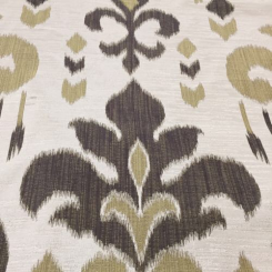 10 Yards Damask Geometric  Woven  Fabric