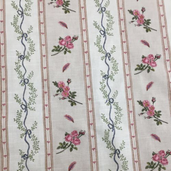 7 Yards Children Floral  Print  Fabric