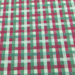 13 1/2 Yards Plaid/Check  Woven  Fabric