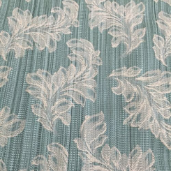 9 Yards Floral  Woven  Fabric