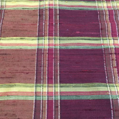 11 1/2 Yards Plaid/Check  Woven  Fabric