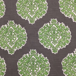 8 1/2 Yards Damask Novelty  Print  Fabric