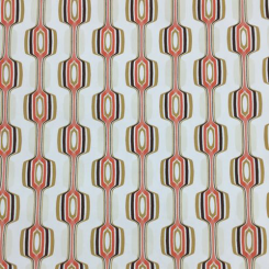 10 Yards Abstract Children  Print  Fabric