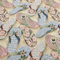 3 1/2 Yards Children Novelty  Woven  Fabric