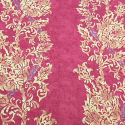10 1/2 Yards Damask Novelty  Print  Fabric