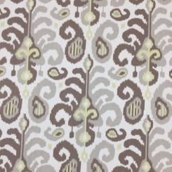 8 1/2 Yards Ikat  Print  Fabric