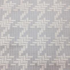 3 1/2 Yards Geometric  Woven  Fabric