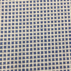 3 3/4 Yards Plaid/Check  Basket Weave  Fabric