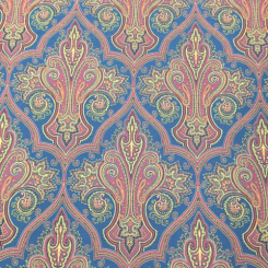 4 1/4 Yards Paisley  Woven  Fabric