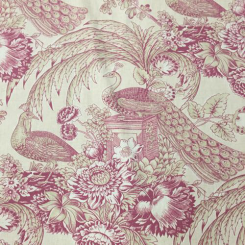 10 Yards Animal Floral  Print  Fabric