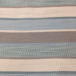 3 1/4 Yards Stripe  Basket Weave  Fabric