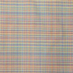 9 3/4 Yards Plaid/Check  Woven  Fabric