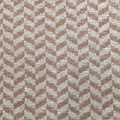 6 Yards Chevron  Woven  Fabric