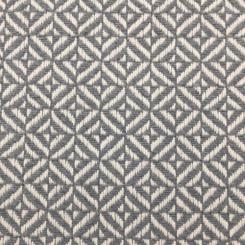 5 Yards Diamond Geometric  Woven  Fabric