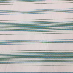 1 1/4 Yards Stripe  Woven  Fabric