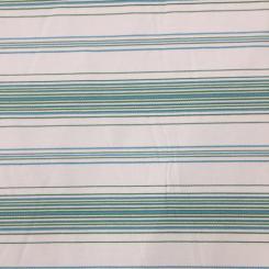 1 1/4 Yards Stripe  Woven  Fabric
