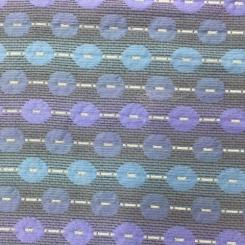 4 Yards Geometric Polka Dots  Woven  Fabric