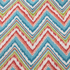 3 3/4 Yards Chevron Geometric  Print  Fabric