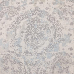 7 3/4 Yards Damask  Print  Fabric