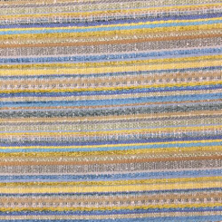 2 Yards Stripe  Chenille  Fabric