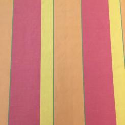 6 Yards Stripe  Canvas/Twill Print  Fabric