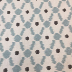 10 Yards Abstract Diamond  Print  Fabric