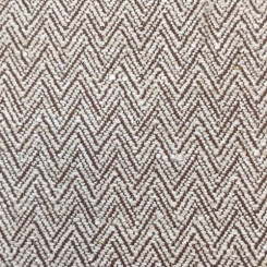 5 1/2 Yards Chevron  Woven  Fabric