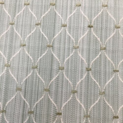 4 Yards Diamond Geometric  Woven  Fabric
