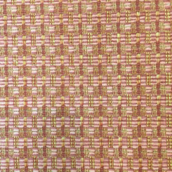 4 1/2 Yards Polka Dots Solid  Woven  Fabric