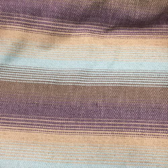 2 Yards Stripe  Woven  Fabric