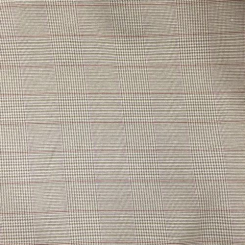 15 3/4 Yards Plaid/Check  Woven  Fabric