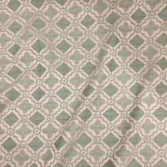 8 1/2 Yards Diamond  Woven  Fabric