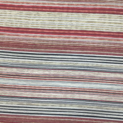 5 3/4 Yards Stripe  Canvas/Twill  Fabric