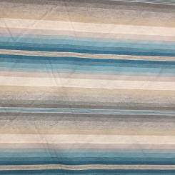 6 1/4 Yards Solid Stripe  Canvas/Twill  Fabric