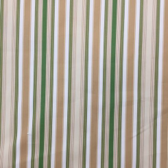 10 Yards Stripe  Canvas/Twill  Fabric