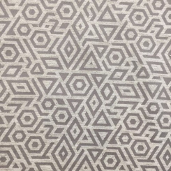 7 Yards Geometric  Canvas/Twill  Fabric