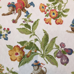 15 Yards Novelty  Canvas/Twill  Fabric